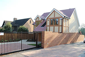 New build 3 bed detached house in Petts Wood
