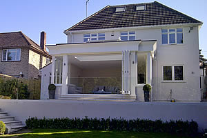 House extension in Chislehurst